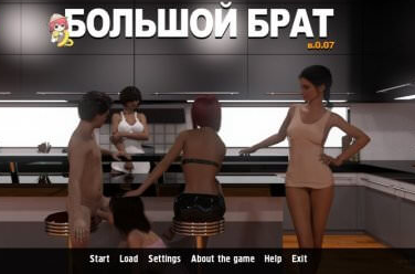 Big Brother Fan Remake 0.12 Fix 3 Free Download PC Game