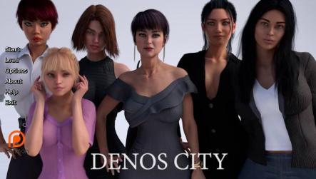 Denos City APK v0.2.2 Android Port Adult Game Download