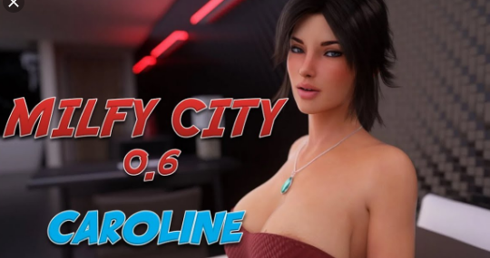 Milfy City (v0.6e| Full Game Walkthrough | Download for PC & Android