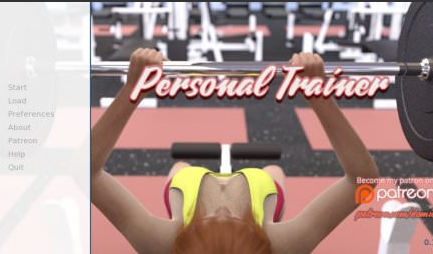 Personal Trainer Version 0.55 Game Download with Torrent 2020