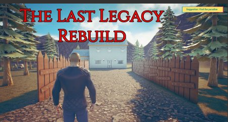 The Last Legacy Rebuild Version 0.01 Game Download with Torrent