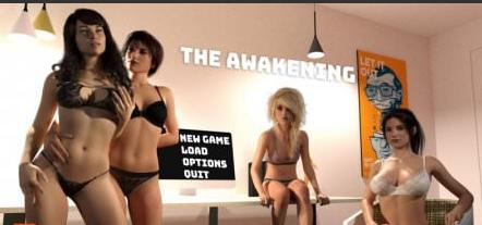 The Awakening Version 0.3.2a Game