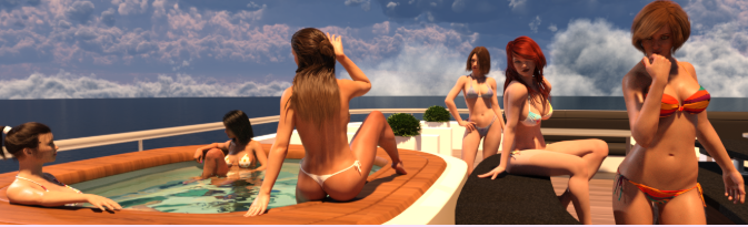 Water World – Version 0.18 & Incest Patch Game Download