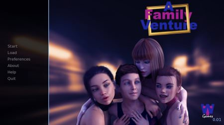 A Family Venture 0.04f Xmas Game Walkthrough Download for PC & Android