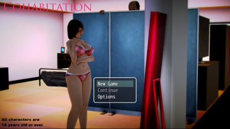 Cohabitation 1.20 Game Walkthrough Download for PC & Android