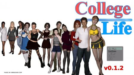 College Life 0.3.0 Game Download PC Game