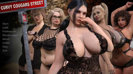 Curvy Cougars Street 0.2 Game Walkthrough Download for PC & Android