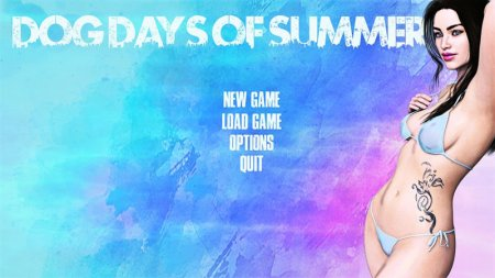 Dog Days of Summer 0.2a Game Walkthrough Download for PC & Android