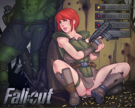 Fall Out Version 0.3 Delta Game Download Full Version