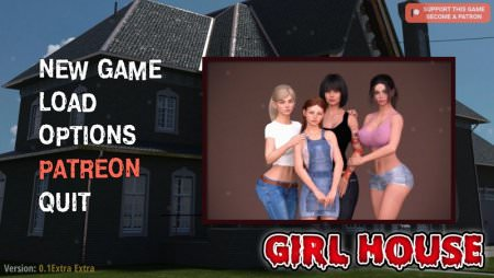 Girl House 0.6.01 Extra BETA Game Download for PC & Android
