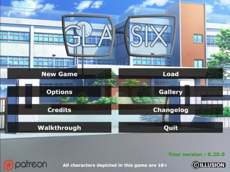 Glassix - Version 0.44 Game Walkthrough | Download for PC & Android