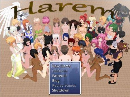 Harem - Version c8m7 Game Walkthrough   Download for PC & Android
