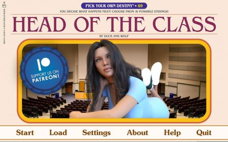 Head of the Class 1.19.1 Game Walkthrough Download for PC & Android