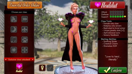 Healslut 0.4b2 Game Walkthrough Download for PC & Android