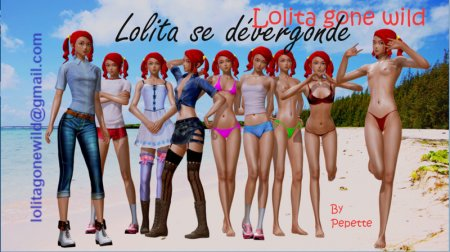 Lolita Gone Wild 0.55 Game Walkthrough Download for PC & Android