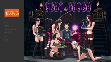 Lust and Power 0.27a Game Walkthrough Download for PC & Android