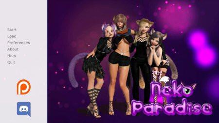 Neko Paradise 0.05 Game Walkthrough | Download for PC & Android