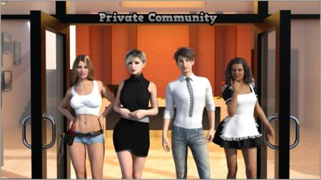 Private Community Version 0.1.9b Game Download for PC & Android