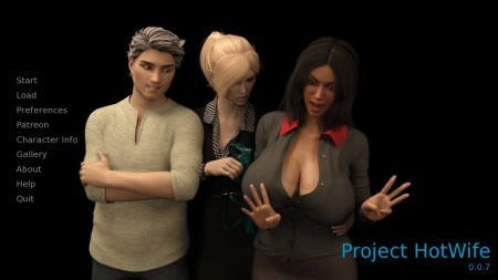 Project Hot Wife Version 0.0.14 Game Walkthrough Download for PC