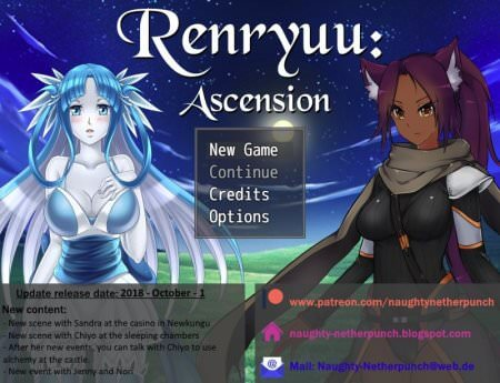 Renryuu Ascension 20.01.11 Game Walkthrough Download for PC & Android