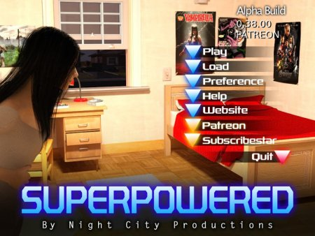 SuperPowered 0.38.00 Game Walkthrough Download for PC & Android
