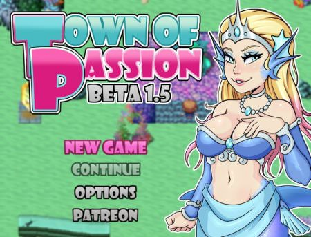 Town of Passion 1.6.1 Beta Game Download for Android, PC & Mac