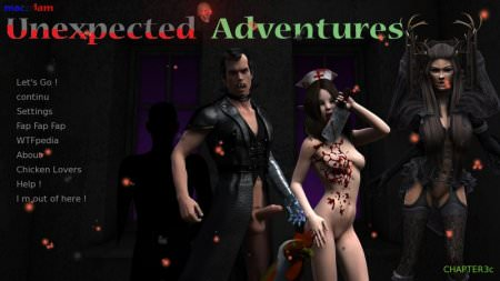 Unexpected Adventures Completed Game Download
