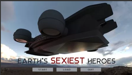 Earth's Sexiest Heroes 0.7 Game Walkthrough Download for PC Android