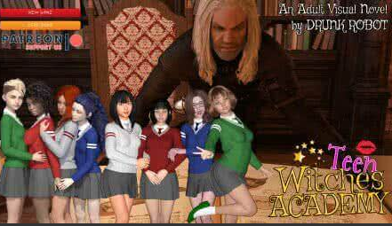 Teen Witches Academy  0.0.7  Game Download for PC Android