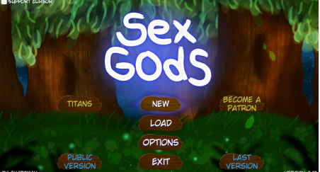 Sex Gods 0.19 Game Walkthrough Download for PC Android