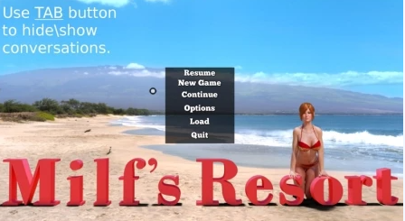 Milf's Resort v5.3 Game Walkthrough Download for PC Android