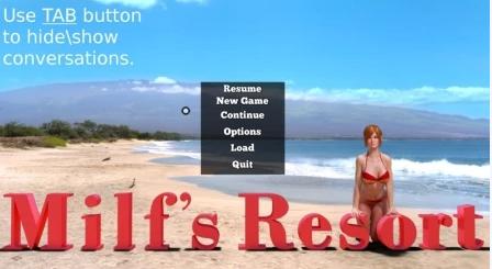 Milf's Resort v5.3 Game Walkthrough Download for PC Android
