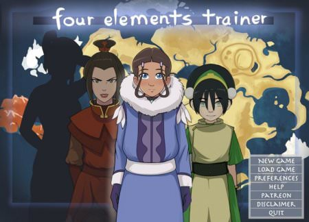 Four Elements Trainer Mac OS X Game Free Download