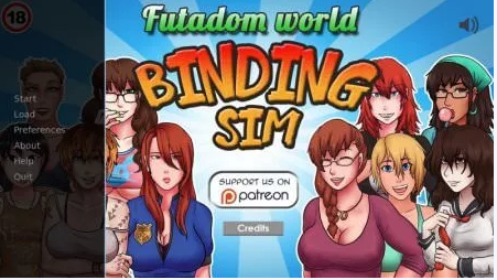 Futadom World Binding Sim 0.5a Game Download for PC Android