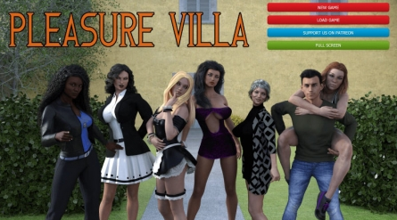 Pleasure villa 1.6 Game Walkthrough Download for PC Android