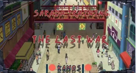 Sarada Training The Last War Mac Game Walkthrough Download for PC