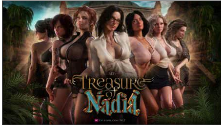 Treasure of Nadia Mac OS X Game Free Download