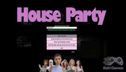 House Party 0.16.5 Game Download for Mac/PC Torrent Full Version