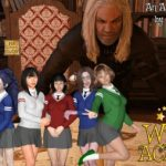 Teen Witches Academy 0.19.6 Game Walkthrough Download for PC
