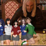 Download Teen Witches Academy 0.0.7 Game Walkthrough for PC Android