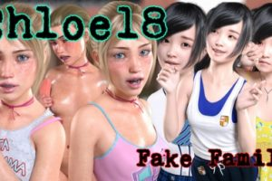 Chloe 18 Fake Family 0.31 Game Walkthrough Free Download for PC