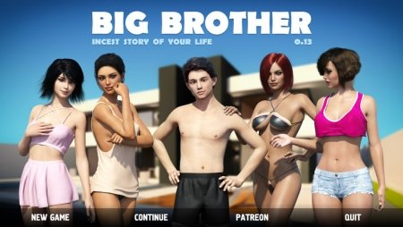 Big Brother 0.21.017 Game Walkthrough for PC & Android Download