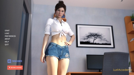 Lust Academy 0.1.2 Download Walkthrough Free for PC Game