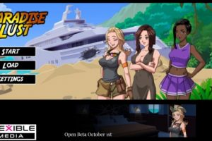 Paradise Lust 0.5.8 Game Walkthrough Free for PC Full Download