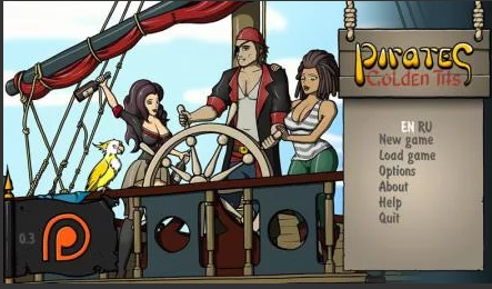Pirates Golden Tits 0.8.1 Game Walkthrough for PC Android Download