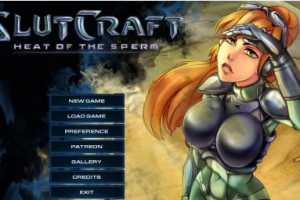 SlutCraft: Heat of the Sperm 0.22 Game Walkthrough for PC Download